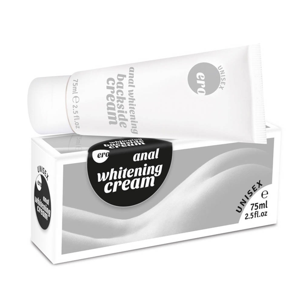 Ero Backside anal whitening cream anál fehérítő krém - 75 ml