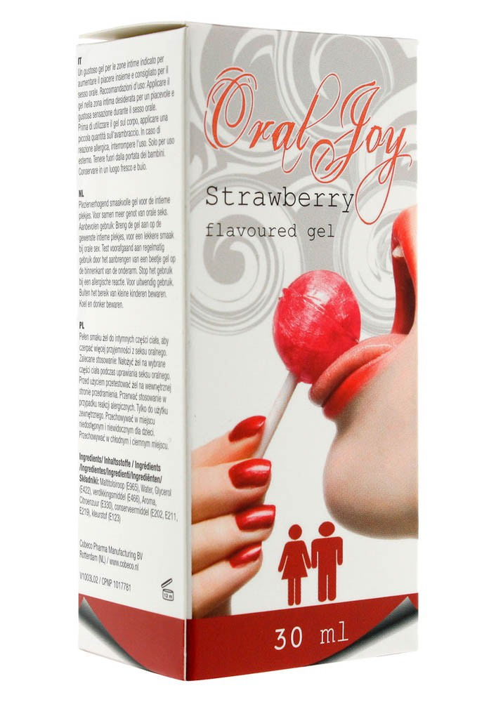 Cobeco Oral Joy epres síkosító  - 30 ml
